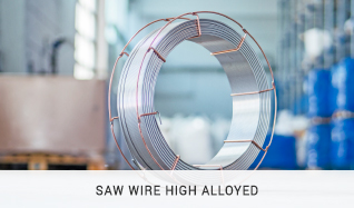 Solid Wire High Alloyed