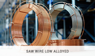 Solid Wire Low Alloyed